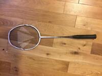 Carlton Air intercept Badminton Racquet and Yonex case