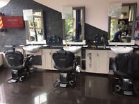 Barbers required - full time/part time ASAP