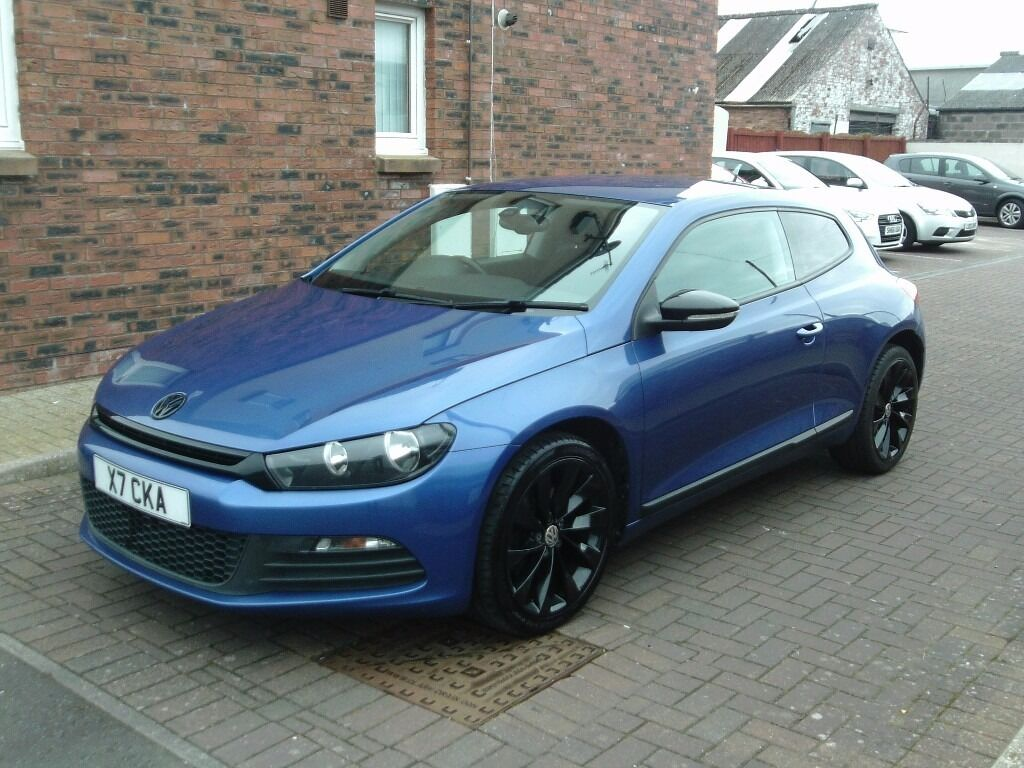 2010 60 volkswagen scirocco 1 4 tsi 160 bhp full vw. Black Bedroom Furniture Sets. Home Design Ideas