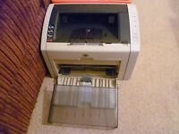 HP LaserJet 1022n - Printer - B/W - laser - Legal, A4 - 1200 dpi x 1200 dpi - up to 19 ppm