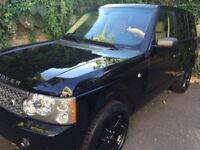 Range Rover Vogue, Left Hand Drive