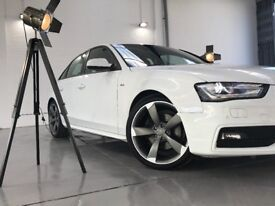 2013 Audi A4 2.0 TDI Black Edition Multitronic 4dr - Sound System