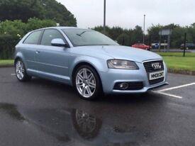 Audi A3 S Line Facelift 2.0Tdi 140bhp £3995