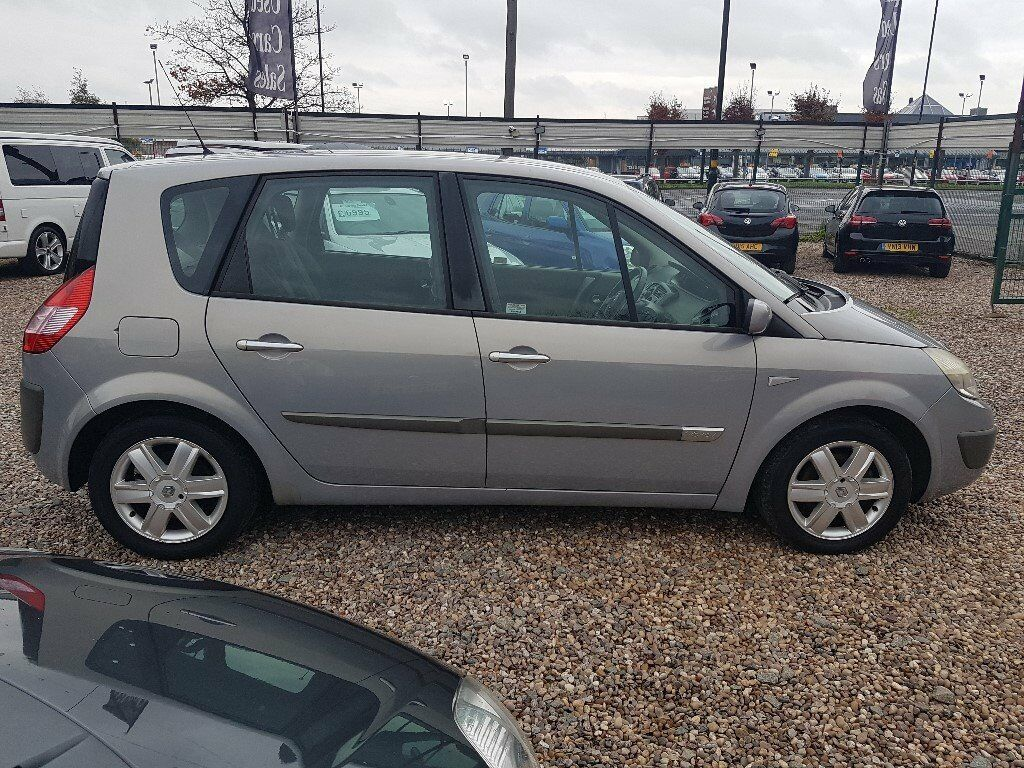 2004 renault scenic 1 6 16v dynamique megane estate mini mpv 5 seats in erdington west. Black Bedroom Furniture Sets. Home Design Ideas