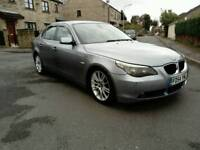 Bmw 525d manual engine and gearbox is perfect