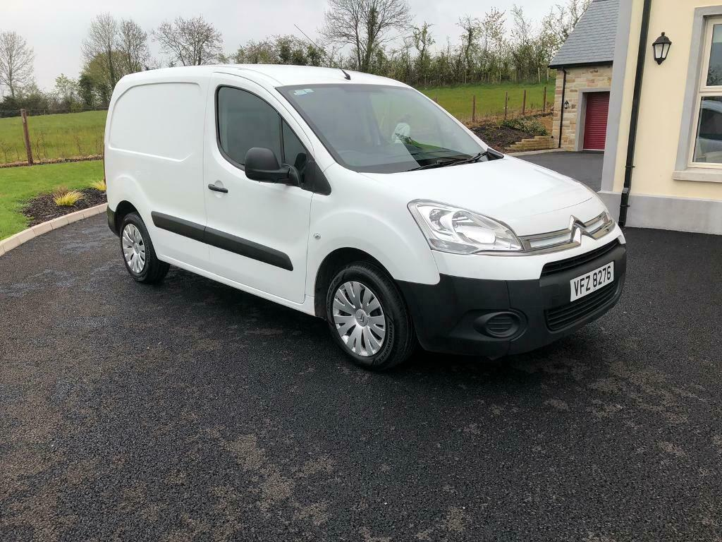 d5a4d85957 2015 Citroen Berlingo 1.6 HDI Enterprise ( Peugeot Partner )