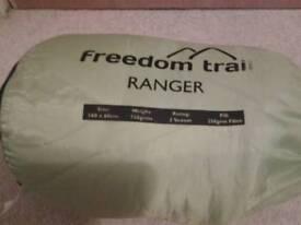 Air bed nd single sleeping bag