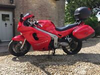 Triumph Sprint ST 955i, 1999 Vreg, Good condition, 12 months MOT, Full Service History