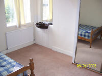 Double size.Single;short or long but Couple;only max 9 days.5min walk from wimbledon,south wimb sta.