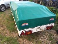Cabanon Saturn Trailer tent