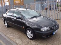 Toyota Avensis CDX 4dr★★★LEATHER★★★AIR CON★★★SUNROOF★★★