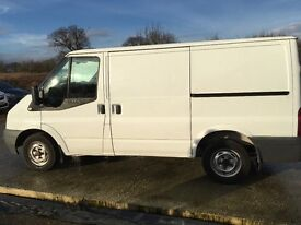 FORD TRANSIT 280 SWB DIESEL FWD 2011(11) ONE OWNER FULL SERVICE HISTORY