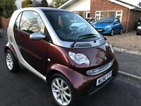 2007(56) Smart Fortwo 0.7 Passion - Full Service History - Warranty
