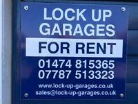 Lock Up Garages- Walderslade Chatham ME5