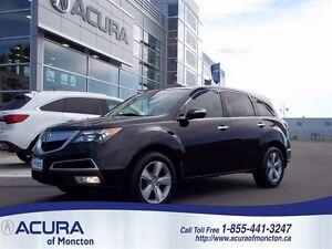 2012 Acura MDX SH-AWD (A6)