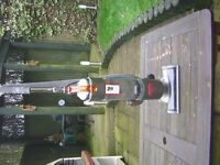 QUALTEX AS25 UPRIGHT HOOVER