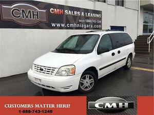 2005 Ford Freestar SE 7 PASS. ALLOYS *UNCERTIFIED - AS IS*