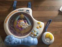 V Tech Sleepy Bear Sweet Dreams cot night light - like new condition