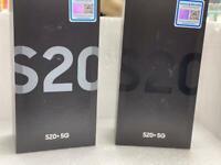 Samsung galaxy S20+ Plus 5G brand new box Samsung warranty