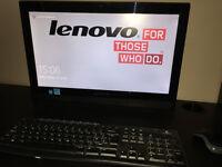 Lenovo C260 All-in-One Desktop