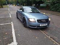 Very clean Audi TT