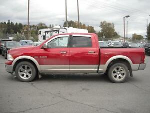 2010 Dodge Ram 1500 Laramie Crew Cab Short Box 4WD