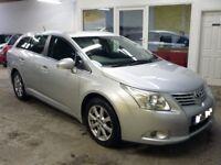 2009 Toyota Avensis 2.0 TR D4D Diesel Estate * NEW SHAPE*