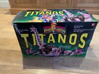 Titanos original power rangers