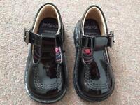 Infant Girls Kickers T-bar Shoe
