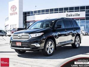 2013 Toyota Highlander Sport 4WD w/ Bluetooth, Backup Camera & L