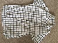 Men's size large shirts from River Island & 1 from New Look