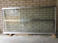 Chrome Shower Sliding Door