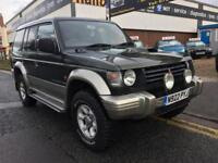 "MITSUBISHI PAJERO 2.8 DIESEL """"1995"""" 5 SPEED MANUAL ALLOYS!!!"