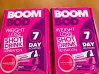 Weight loss shot drink. Boombod is 7 day weigh loss shot drink. BUY ONE GET ONE FREE