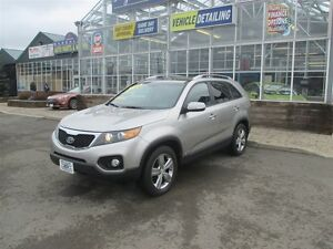 2013 Kia Sorento EX V6 - AWD and room for the family