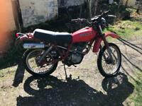 Honda XL185s 1981 Classic trail bike low mileage easy restoration