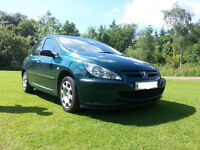 Peugeot 307 wanted for parts
