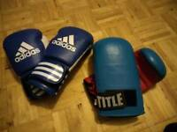 Boxing gloves x2 pairs