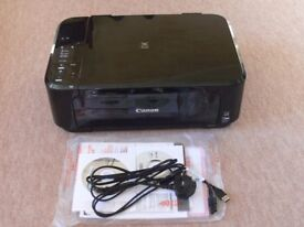 CANON PIXMA MG3100 ALL IN ONE PRINTER-SCANNER REDUCED
