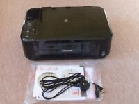 CANON PIXMA MG3100 ALL IN ONE PRINTER-SCANNER