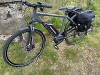 E-Bike - Focus Aventura Hybrid