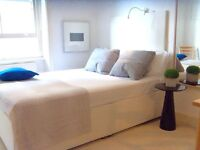 SHORT TERM: double BEDROOM in EARL's COURT flat SHARE * available now for 2, 3 or 4 months! Zone 1