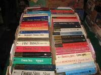 danielle steel books $1 each or $30 for the lot