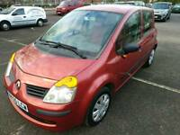 5 door 1.5 DIESEL Renault Modus DCI 68 Oasis with 2 keys