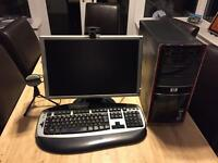 I7 pc computer system.