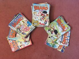 Bundle Of approx120 Beano magazines from 2002 a 2008