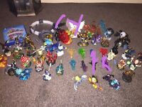 Ps4 Skylanders Trap Team, Portal and Characters