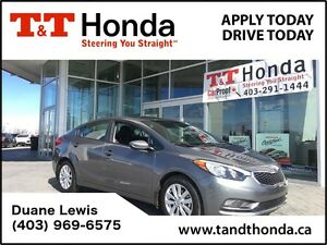 2016 Kia Forte LX *No Accidents, One Owner, Bluetooth