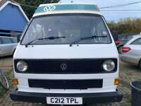 VW T25 - New MOT - Ready to use - P/X Welcome