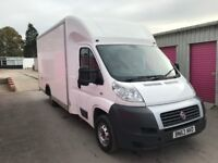 FIAT DUCATO LOLOADER/LUTON 63REG,LWB, FOR SALE, FINANCE AVAILABLE